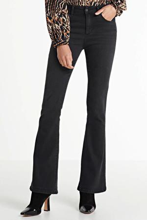 flared jeans Raval-16 black stone