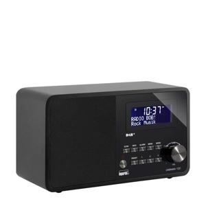 Dabman 100 DAB+ radio (zwart)