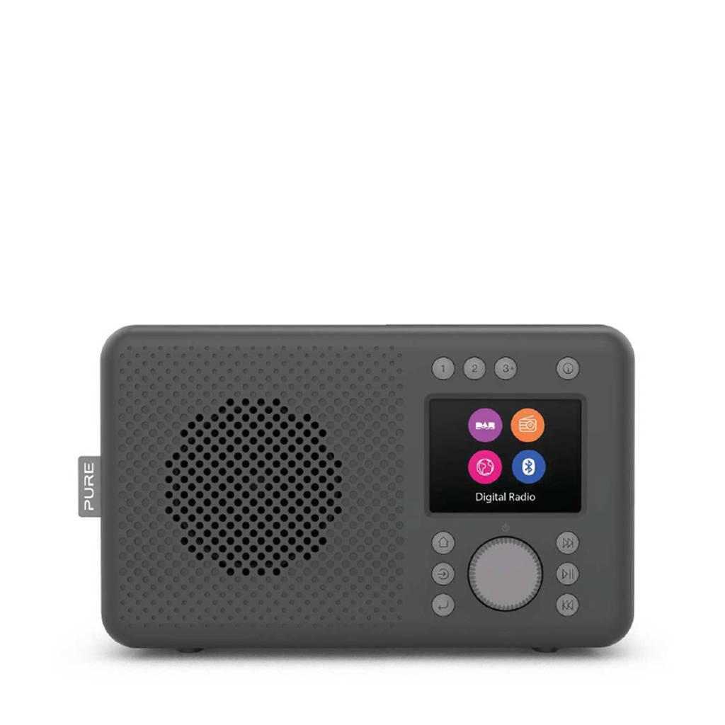 Pure ELAN DAB+  CHORA DAB+ radio, Zwart