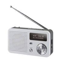 Imperial DABMAN 13 DAB+ draagbare radio, Wit