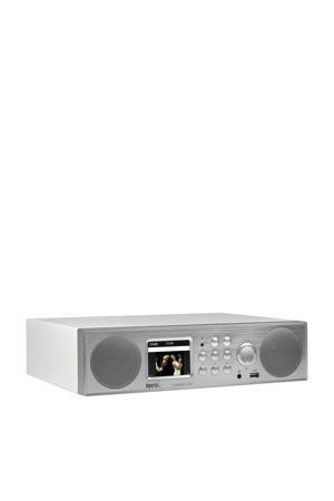 Dabman i450 DAB+ radio (zilver)