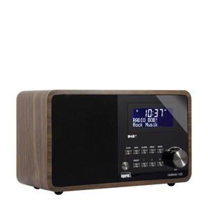 Dabman 100 DAB+ radio (hout)