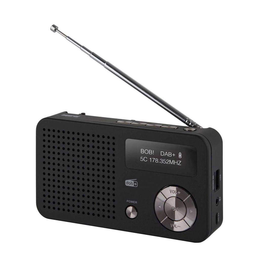 Imperial DABMAN 13 DAB+ draagbare radio, Zwart