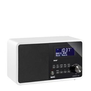 Dabman 100 DAB+ radio (wit)