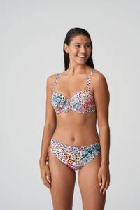 PrimaDonna bikinibroekje Managua met panterprint roze/multi, Roze/multi