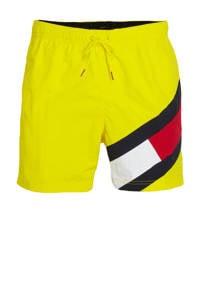 Tommy Hilfiger zwemshort geel, Geel