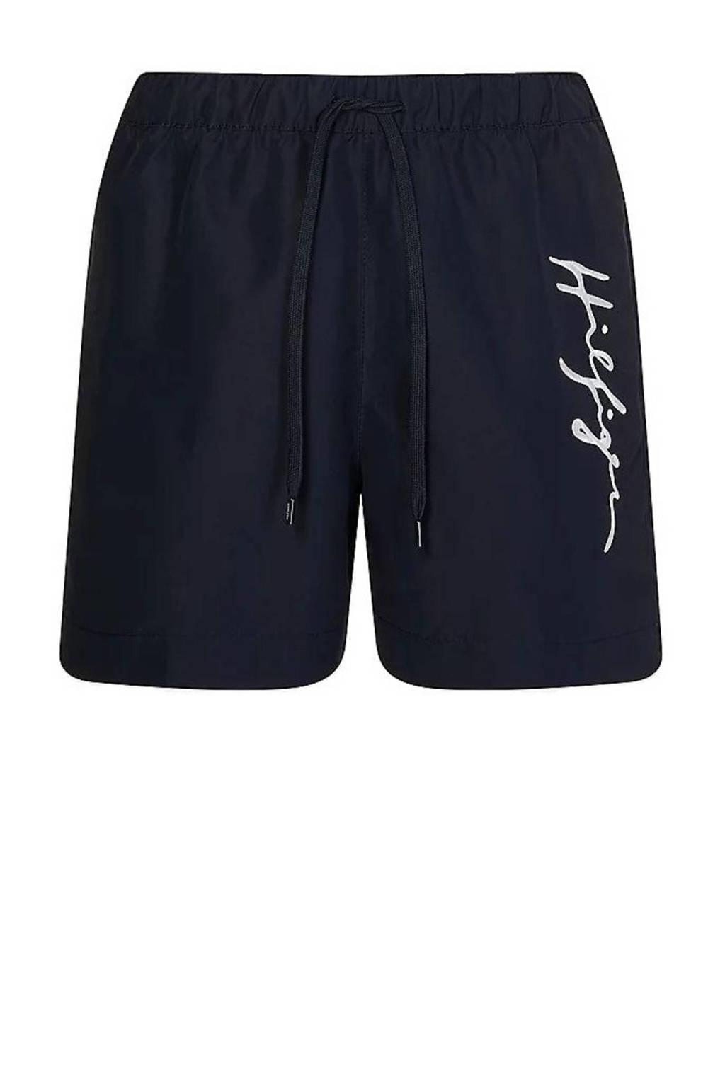 Tommy Hilfiger zwemshort donkerblauw, Donkerblauw