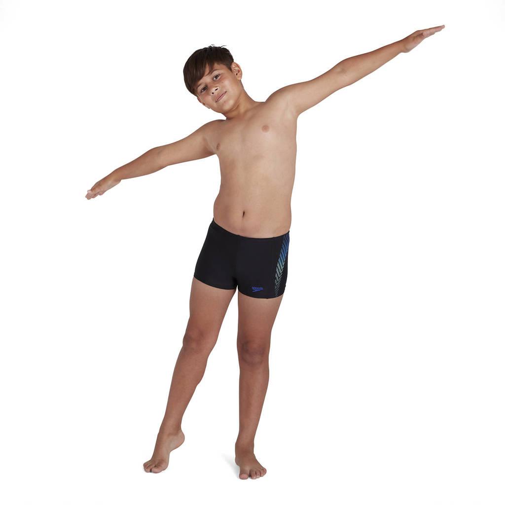 Speedo zwemboxer zwart, Zwart