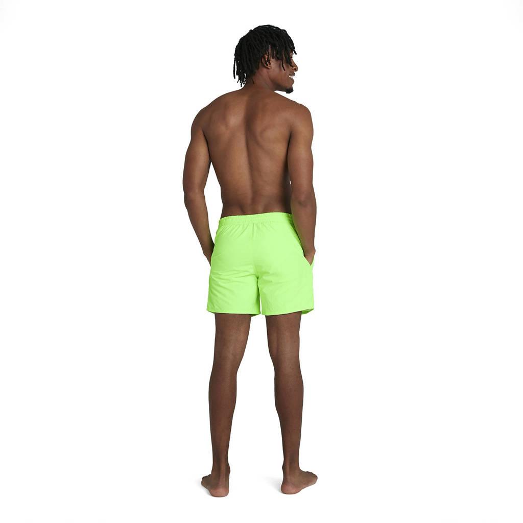 Speedo zwemshort Essentials neon geel, Neon geel