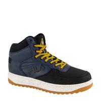 Fila   hoge sneakers donkerblauw, Donkerblauw/zwart/geel