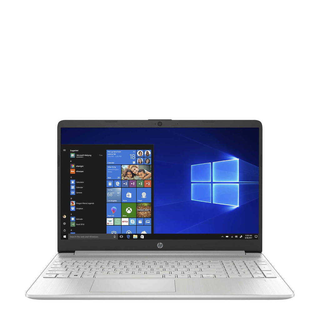 HP 15S-FQ2400ND 15.6 inch Full HD laptop, Zilver