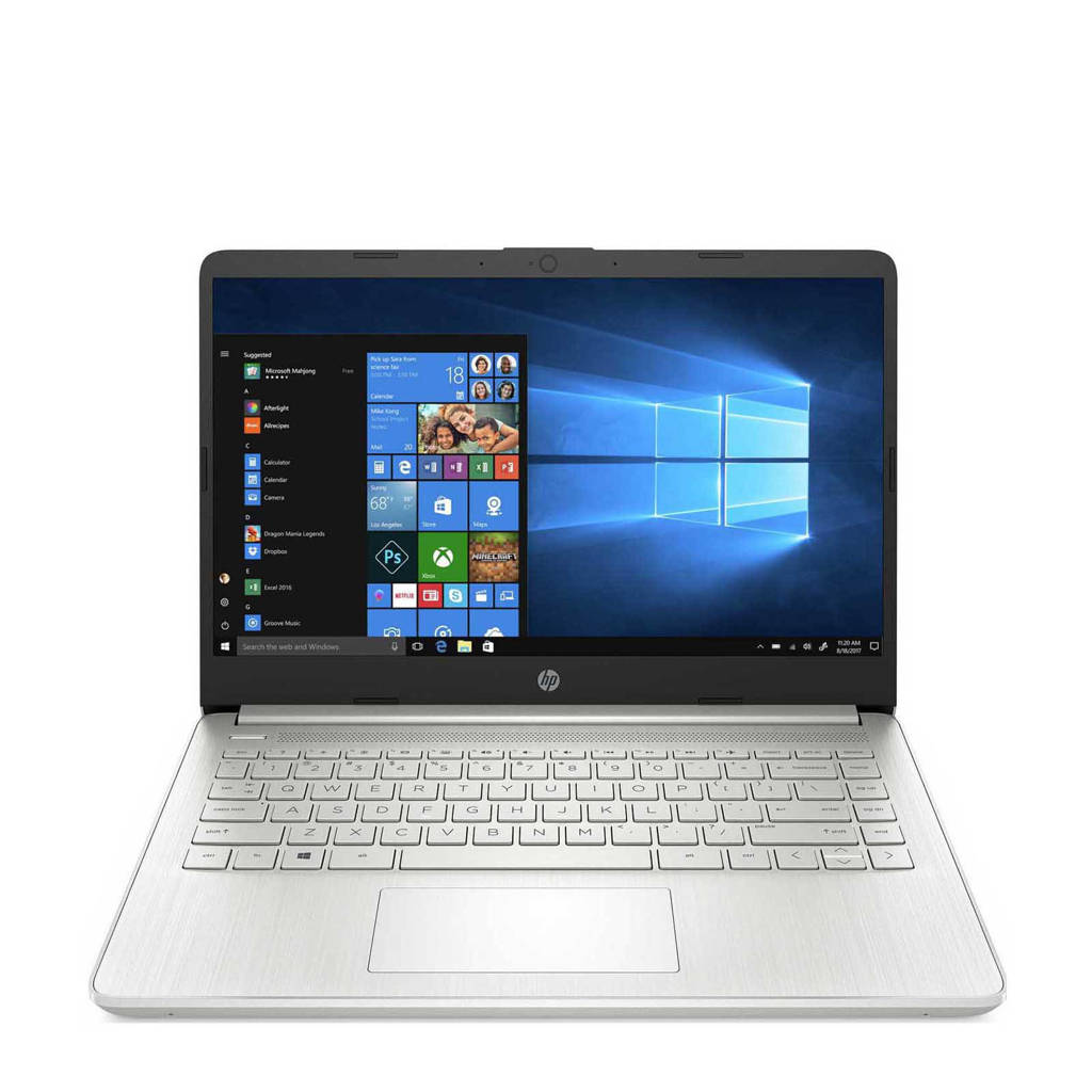 HP 14S-DQ2450ND 14 inch Full HD laptop, Zilver