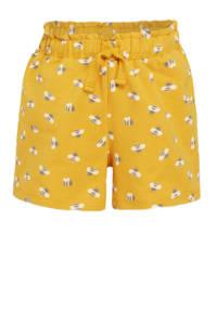 Ellos top + short geel, Geel