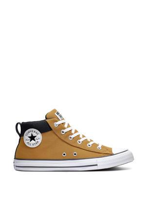 Chuck Taylor All Star  sneakers  oker/zwart/wit