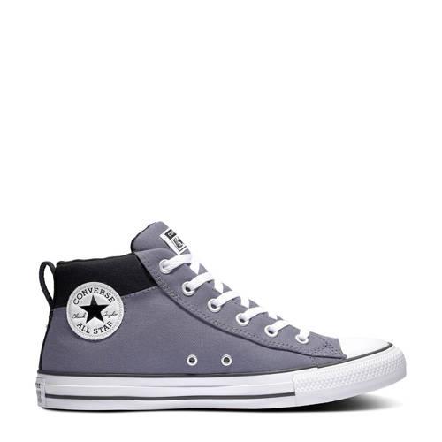 Converse Chuck Taylor All Star sneakers grijs/zwart/wit