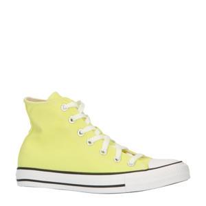 Chuck Taylor All Star HI sneakers lichtgeel