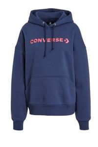 Converse hoodie donkerblauw, Donkerblauw