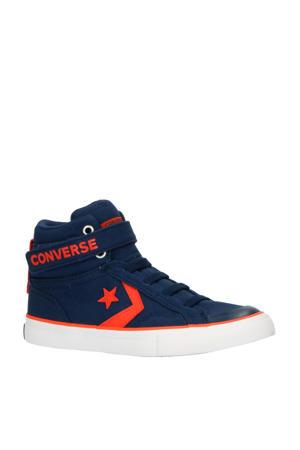 Pro Blaze Strap Hi sneakers donkerblauw/rood