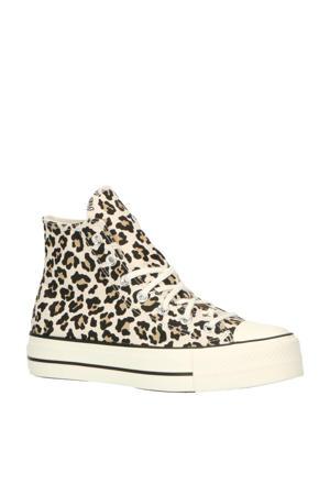 Chuck Taylor All Star Lift sneakers  grijs/beige/zwart