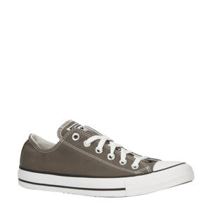 Chuck Taylor All Star OX sneakers antraciet