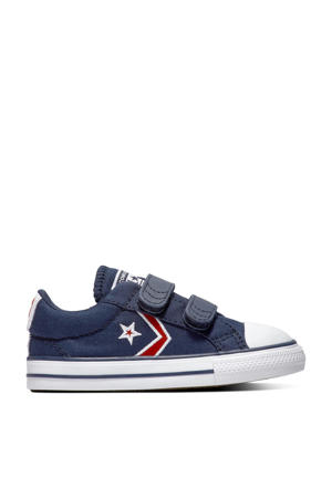 Star Player OX sneakers  donkerblauw/rood/wit