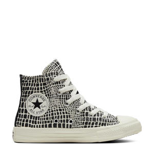 Chuck Taylor All Star Eva Lift HI sneakers  zwart/beige