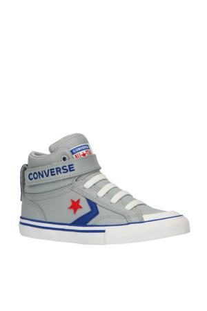 Pro Blaze Strap Hi sneakers grijs/blauw/ rood