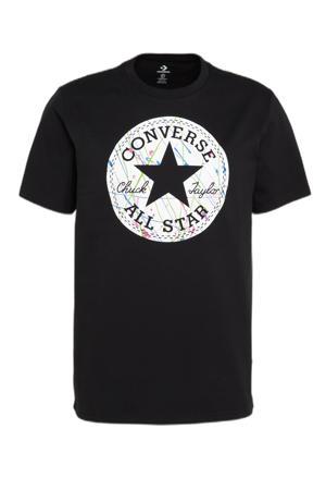 Chuck Taylor T-shirt zwart