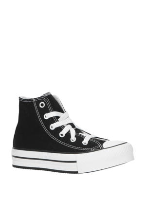 Chuck Taylor All Star Eva Lift HI sneakers  zwart/wit