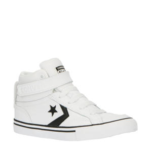 Pro Blaze Strap Hi sneakers wit/zwart