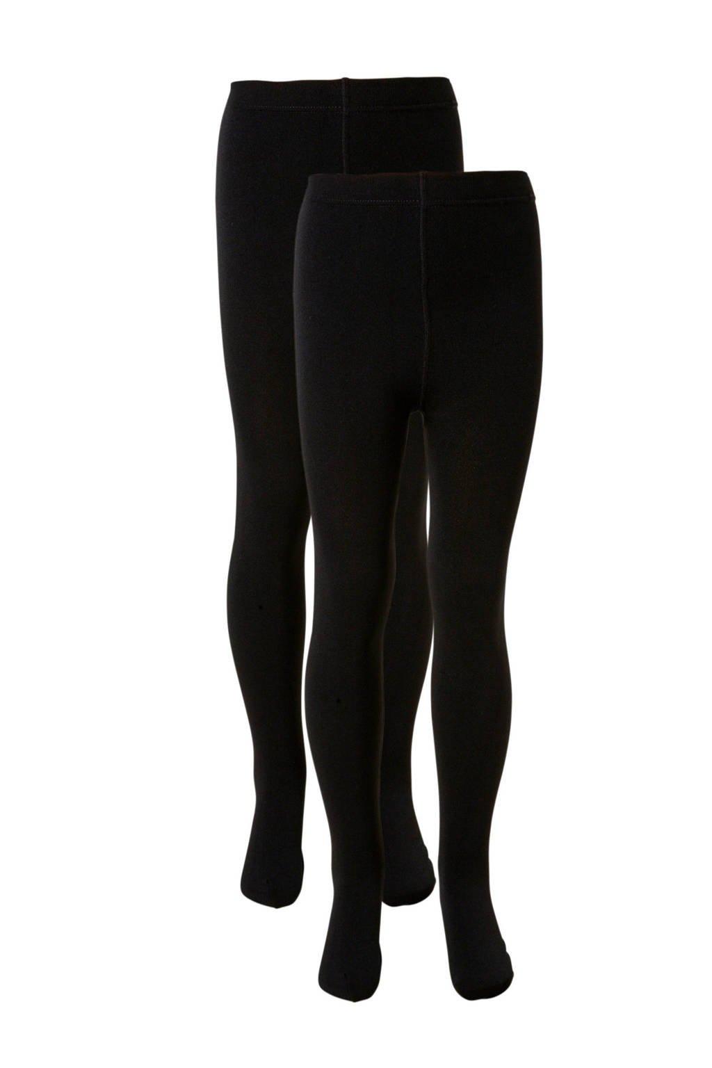 whkmp's own thermo maillot - set van 2 zwart, Zwart