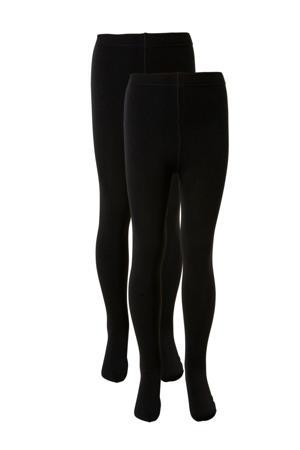 thermo maillot - set van 2 zwart