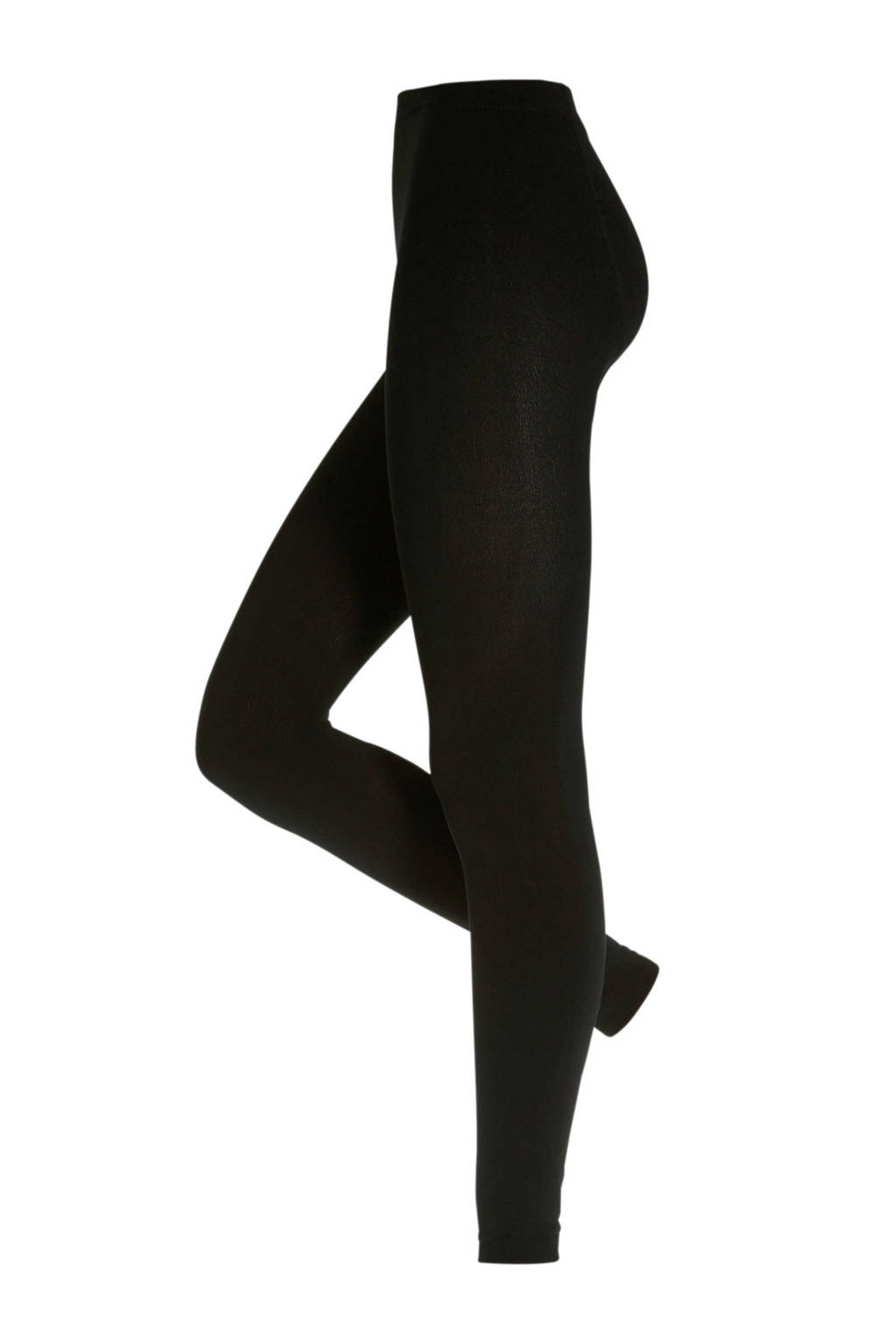 whkmp's own thermo legging - set van 2 zwart, Zwart