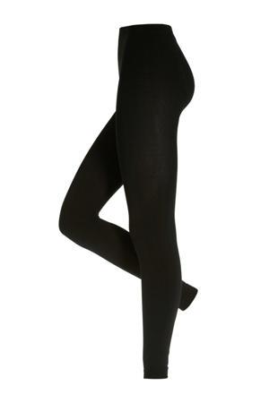 thermo legging - set van 2 zwart