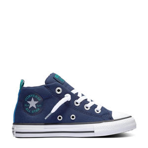 Chuck Taylor All Star  sneakers  donkerblauw/groen