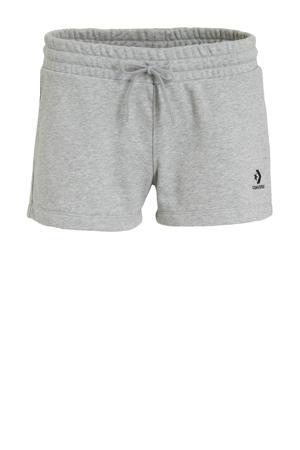 sweatshort grijs