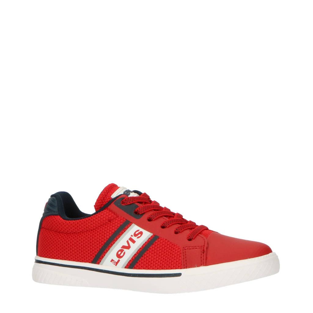 Levi's Kids Future K  sneakers rood, Rood