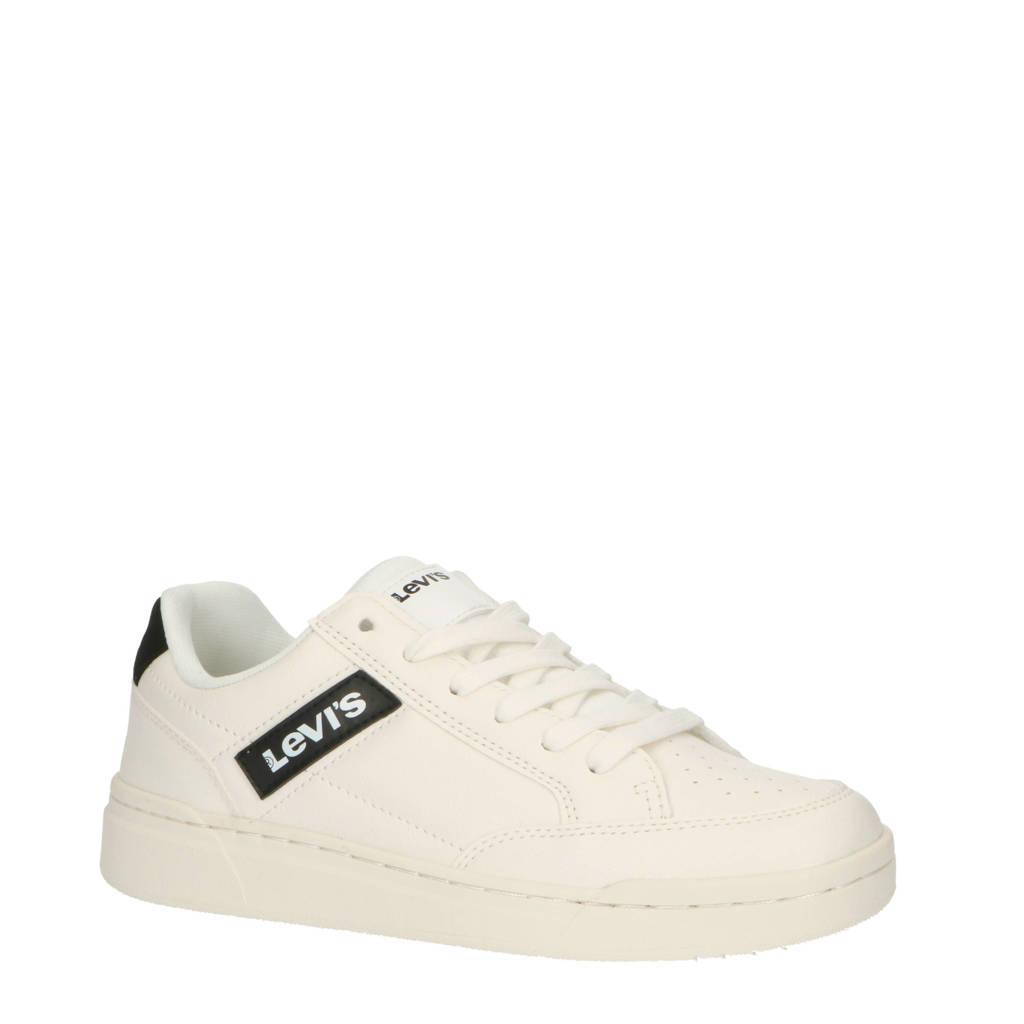 Levi's Kids Fremont T  sneakers wit/zwart, Wit/zwart