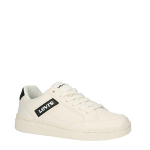 Levi's Kids Fremont T  sneakers wit/zwart