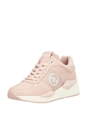 Tesha  sneakers roze