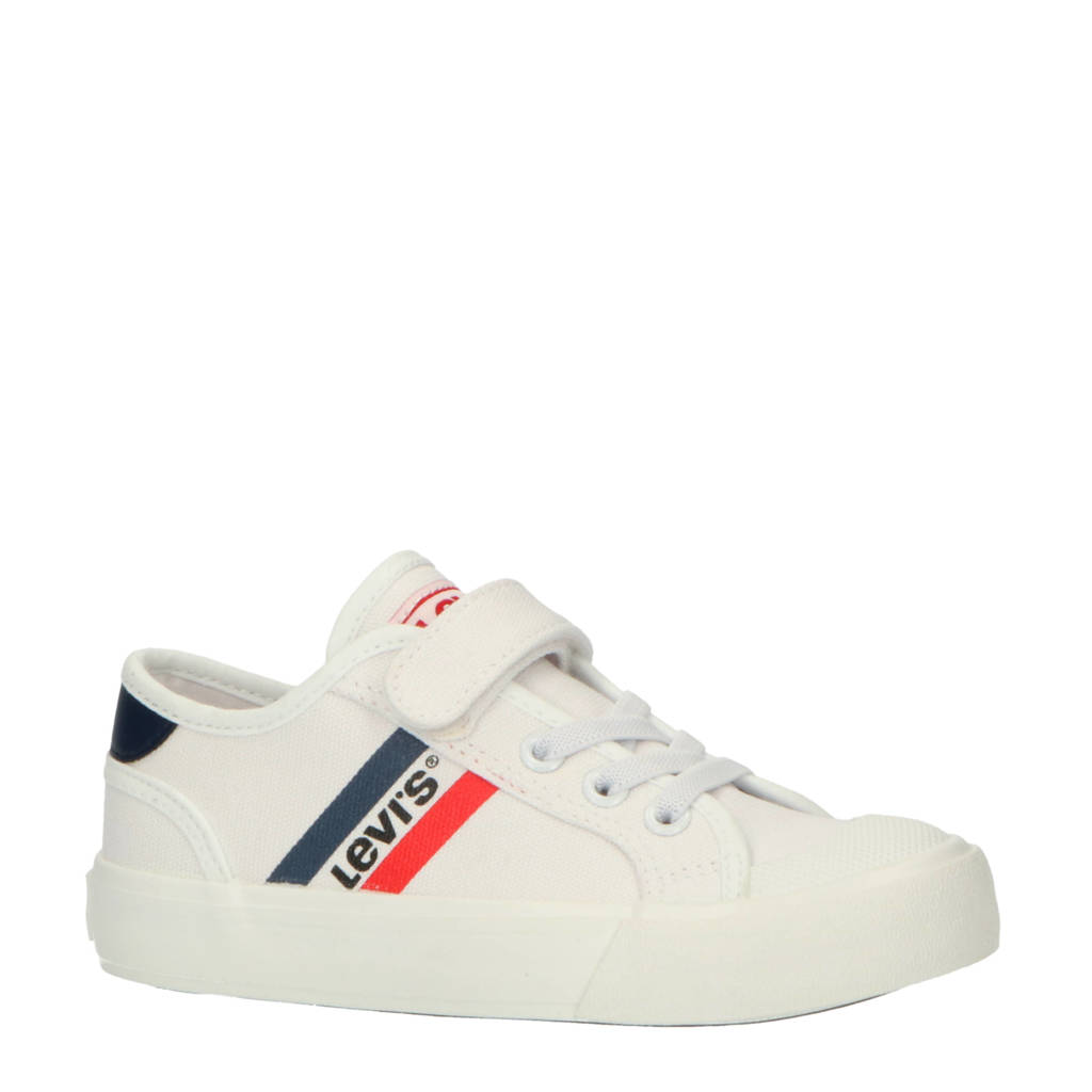 Levi's Kids Mission CVS K  sneakers wit, Wit