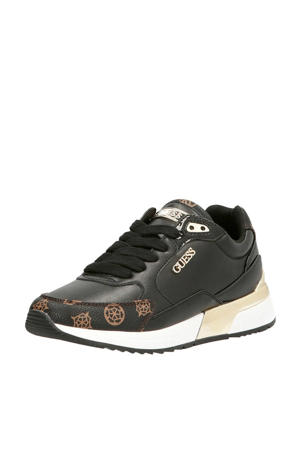 Moxea  sneakers zwart