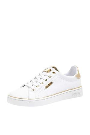 Beckie  sneakers wit/goud