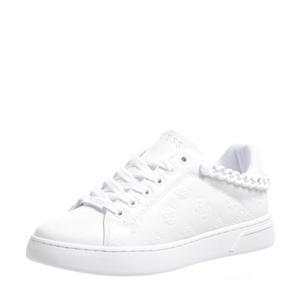 Riyan  sneakers met ketting wit