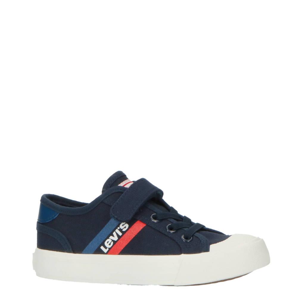 Levi's Kids Mission CVS K  sneakers blauw, Blauw