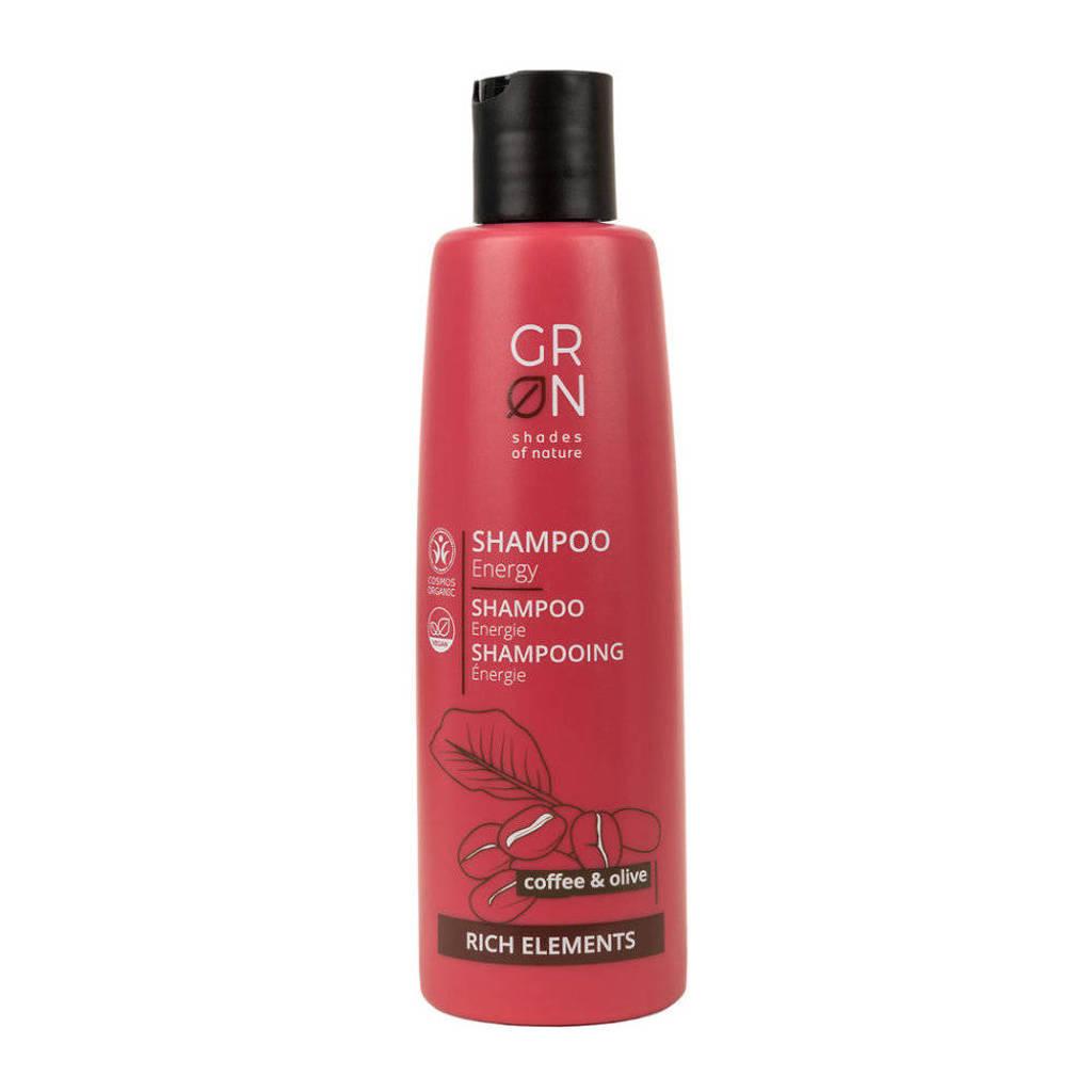 GRN Rich Elements Energy shampoo