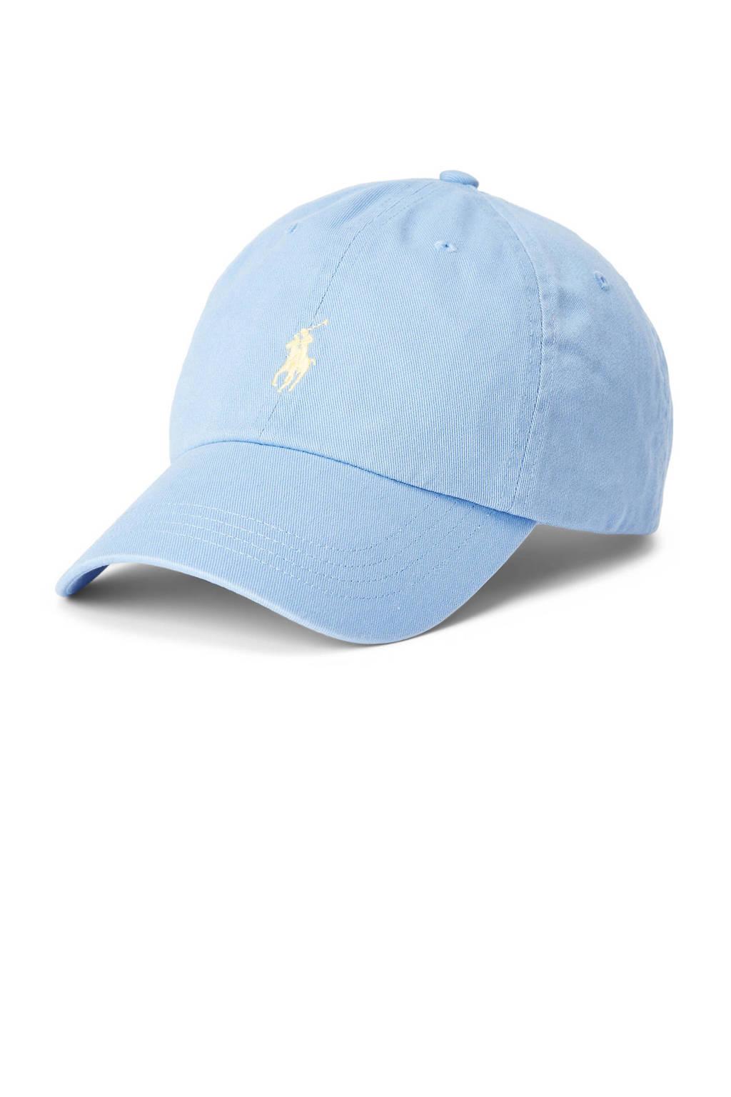 Ralph Lauren pet CLS Sport Cap lichtblauw, Lichtblauw