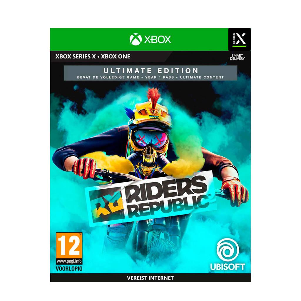 Riders republic (Ultimate edition) (Xbox Series)
