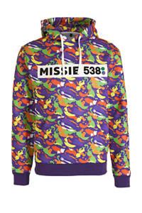 538 x voedselbank special edition Charity hoodie multicolor, Multicolor