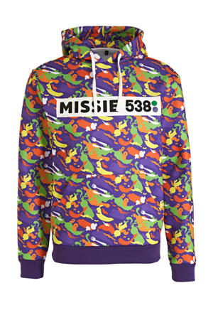 special edition Charity hoodie multicolor